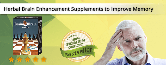 Herbal Brain Booster Supplements