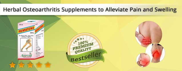 Herbal Osteoarthritis Relief Oil Reviews