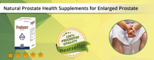 Natural Prostate Supplements Review