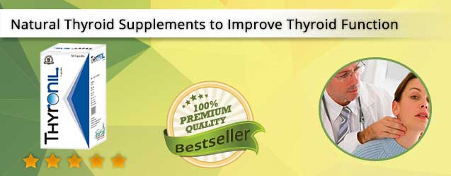 Natural Thyroid Supplements Review